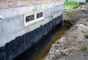 Современные технологии гидроизоляции подвалов