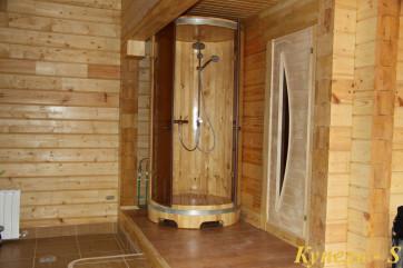 Душевая кабина и баня – два в одном