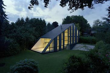 Связь архитектуры дома с ландшафтом