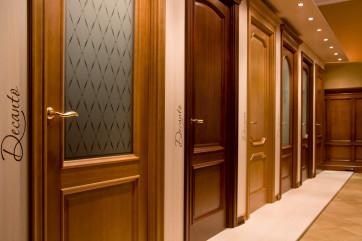 Популярные виды дверей