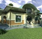 Оформление интерьера и фасада в стиле модерн