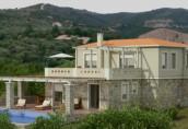 Классические виллы на острове Тасос, Греция