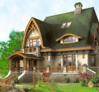 Особенности приобретения загородного дома