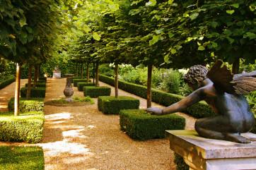 Особенности французского стиля ландшафтного дизайна
