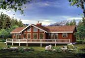 Особенности проектирования одноэтажных домов