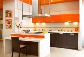 Как самостоятельно выполнить ремонт кухни