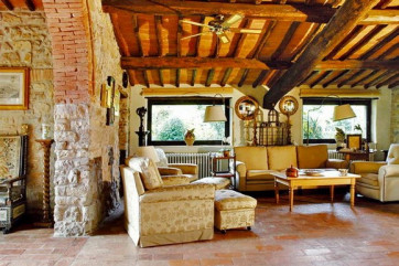 Итальянский стиль в домашнем интерьере