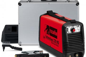 Telwin TECHNOLOGY 220 HD+ACX+CASE 230 V