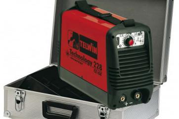 Telwin TECHNOLOGY 228 CE/GE 230 V +case