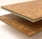 Зависимость толщины и характеристик пробкового покрытия