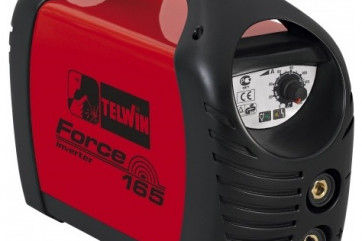 Telwin FORCE 165 230 V ACX in case