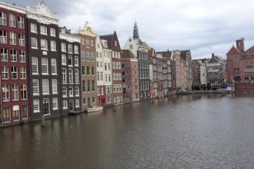 Известный Амстердам