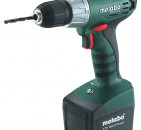 Metabo BS 12 NiCd Set
