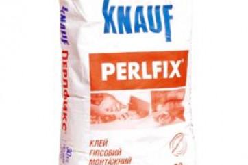 Клей Knauf Перлфикс 30 кг