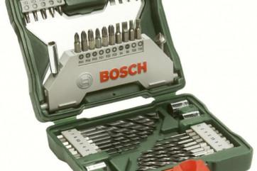 Набор инструментов BOSCH X-LINE 43 шестигранный