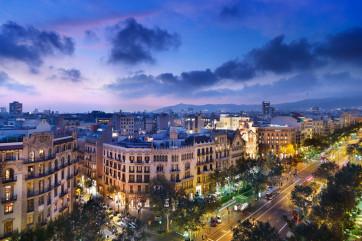 Уникальная Барселона