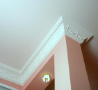 Выбор ширины потолочного плинтуса