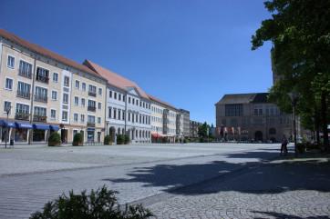 Городок Десау