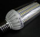 Освещение дорожек лампами
