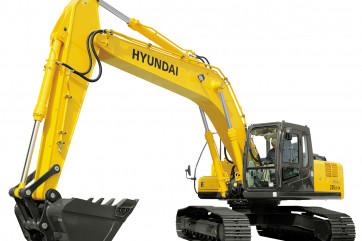 Экскаваторы Hyundai