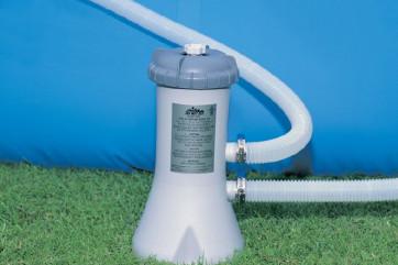 Преимущества картриджных фильтров для эксплуатации в бассейне