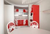 Как правильно красить стены в кухне?