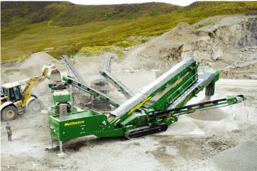 Дробилки для щебня: разновидности оборудования
