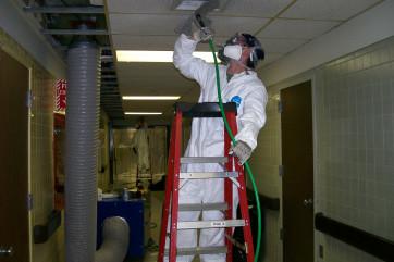 Чистка воздуховодов: обслуживание системы вентиляции
