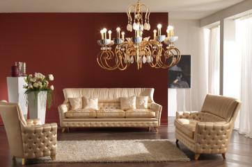 Элитная мягкая мебель MOCAPE от Кристиана Роббера