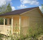 Деревянные бани под ключ: недорого, эстетично и практично