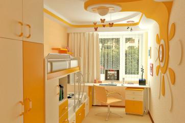 Ремонт в детской комнате: выбираем материалы