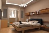Интерьер спальной комнаты: мелочи и детали