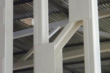 Металлические конструкции: огнезащитная обработка