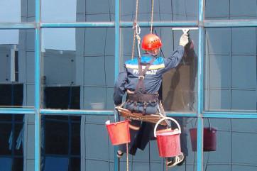Промышленный альпинизм: высотные работы