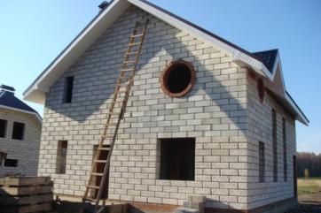Пеноблоки и газобетон в строительстве