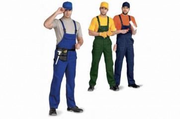 Охрана здоровья сотрудников строительной компании: спецодежда
