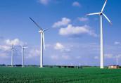 Альтернативные виды энергии: ветряные электростанции