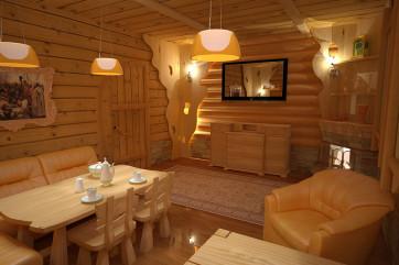 Строительство бани: выбираем материалы и проект