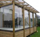 Безрамные конструкции из стекла