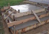 Как правильно сделать бетон для фундамента