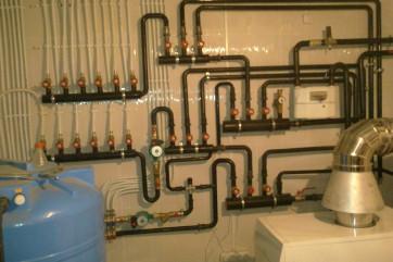 Проектирование водоотведения и водоснабжения