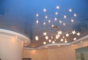 Натяжные потолки: создаем стиль, изысканность и долговечность