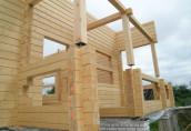 Строим дом своими руками из деревянных материалов