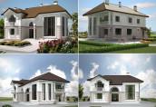 Строительство загородного дома: выбираем проект
