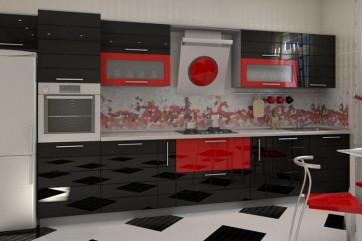 Обустройство кухни: приобретаем мебель