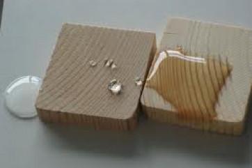 Обработка древесины от гниения народными методами
