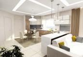Дизайн проект современной квартиры