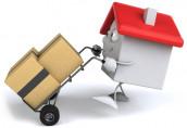Ремонт в квартире: перевозим вещи