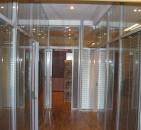 Перегородки для обустройства офисного пространства
