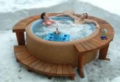 Особенности установки СПА бассейна